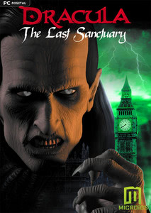 Packaging of Dracula 2 - The Last Sanctuary [PC]
