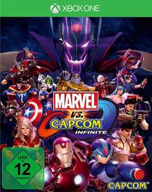 Verpackung von Marvel vs. Capcom: Infinite [Xbox One]