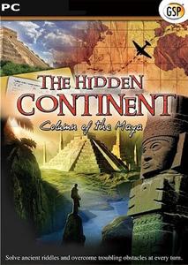 Packaging of Hidden Continent - Column of the Maya [Mac]