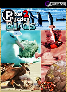 Packaging of Pixel Puzzles 2 Birds [PC]