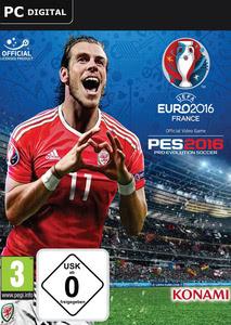 Verpackung von UEFA Euro 2016 France [PC]