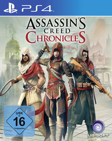 Verpackung von Assassin's Creed Chronicles Trilogy [PS4]