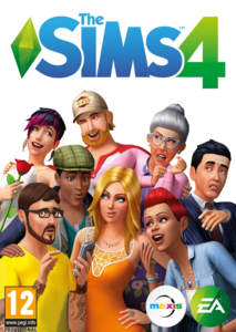 Packaging of The Sims 4 [PC]
