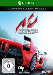 Verpackung von Assetto Corsa Day One Edition [Xbox One]