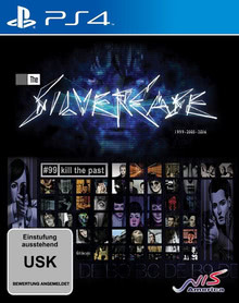 Verpackung von The Silver Case [PS4]
