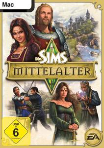 Verpackung von Die Sims Mittelalter [Mac]
