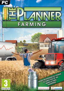Packaging of The Planner - Farming [PC]