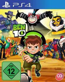 Verpackung von Ben 10 [PS4]