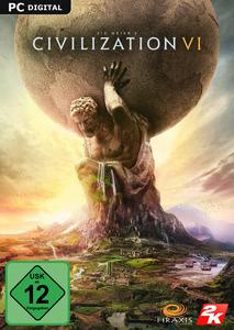 Verpackung von Civilization VI [PC]