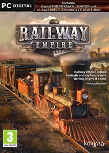 Packaging of Railway Empire The Great Lakes [PC]