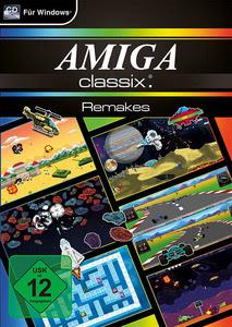 Verpackung von Amiga Classix Remakes [PC]