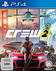 Verpackung von The Crew 2 [PS4]