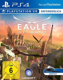 Verpackung von Eagle Flight VR - Playstation VR erforderlich [PS4]