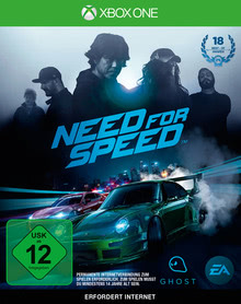 Verpackung von Need for Speed [Xbox One]