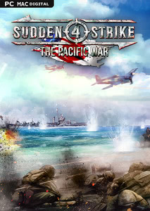 Packaging of Sudden Strike 4 Pacific [PC / Mac]