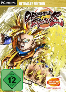 Verpackung von Dragon Ball FighterZ Ultimate Edition [PC]