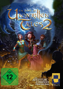 Verpackung von The Book of Unwritten Tales 2 [PC]