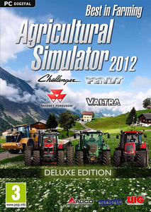 Packaging of Agricultural Simulator 2012: Deluxe Edition [PC]