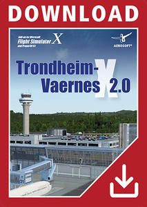 Packaging of FSX Trondheim-Vaernes X V2.0 [PC]