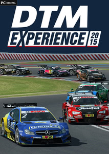 Packaging of Raceroom DTM Experience 2015 [PC]