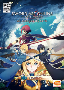 Verpackung von Sword Art Online: Alicization Lycoris Month 1 Edition [PC]