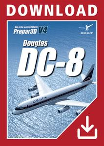 Packaging of Prepar3D V4 Douglas DC-8 [PC]
