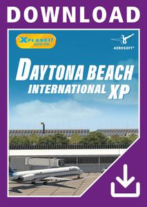 Packaging of X-Plane 11 Daytona Beach International XP [PC / Mac]