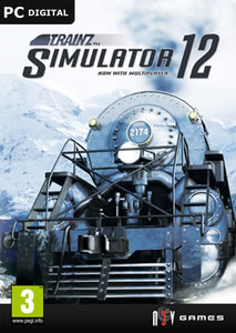 Packaging of Trainz Simulator 12 [PC]