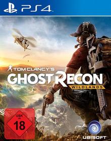 Verpackung von Tom Clancy's Ghost Recon Wildlands [PS4]