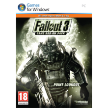 Packaging of Fallout 3 DLC: Point Lookout [PC]