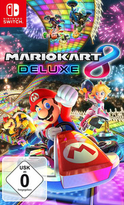 Verpackung von Mario Kart 8 Deluxe [Switch]