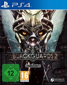 Verpackung von Blackguards 2 [PS4]