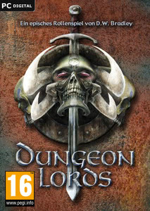 Packaging of Dungeon Lords STEAM Edition [PC]