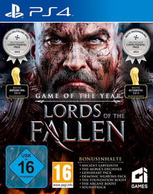 Verpackung von Lords of the Fallen - Game of the Year Edition [PS4]