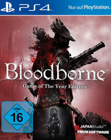 Verpackung von Bloodborne Game of the Year Edition [PS4]