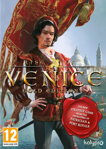 Packaging of Rise of Venice - Gold Edition [PC]