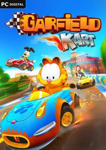 Packaging of Garfield Kart [PC]