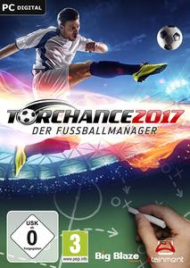 Verpackung von Torchance 2017 Der Fußballmanager [PC]