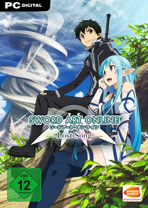 Verpackung von Sword Art Online - Lost Song [PC]