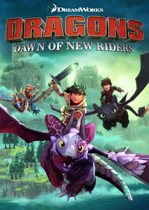 Verpackung von DreamWorks Dragons: Dawn of New Riders [PC]
