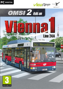 Packaging of OMSI 2 Vienna 1 Line 24A [PC]