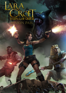 Packaging of LARA CROFT AND THE TEMPLE OF OSIRIS Season Pass [PC]
