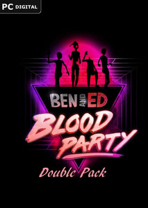Packaging of Ben and Ed - Blood Party Double Pack [PC]