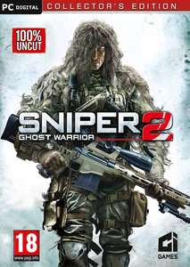 Packaging of Sniper: Ghost Warrior 2 Collector's Edition [PC]