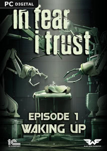 Packaging of In Fear I Trust - Episode 1 [PC]