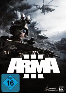 Verpackung von Arma 3 [PC]