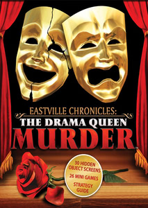 Packaging of Eastville Chronicles: The Drama Queen Murder [PC]