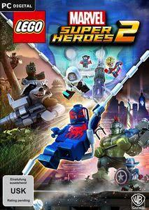 Verpackung von LEGO Marvel Super Heroes 2 [PC]