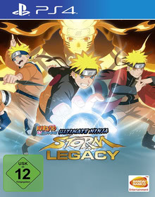 Verpackung von Naruto Shippuden: Ultimate Ninja Storm Legacy [PS4]