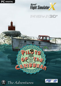Packaging of Prepar3D V4 Pilots of the Caribbean - The Adventures [PC]
